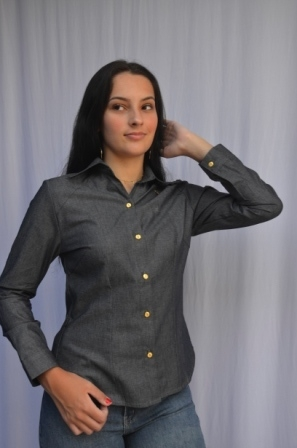 Camisa Metal Jeans