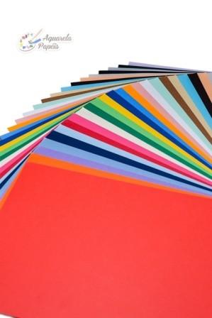 Colorplus Liso 180 gramas A4 50 Folhas