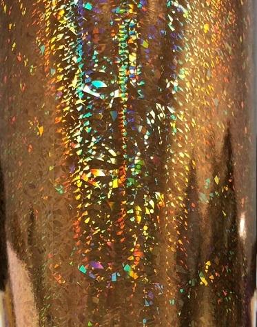 Papel Lamicote Holográfico - 30,5x30,5 - 5 Folhas - MK48