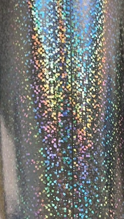 Papel Lamicote Holográfico - 30,5 x 30,5 - 5 Folhas - G49