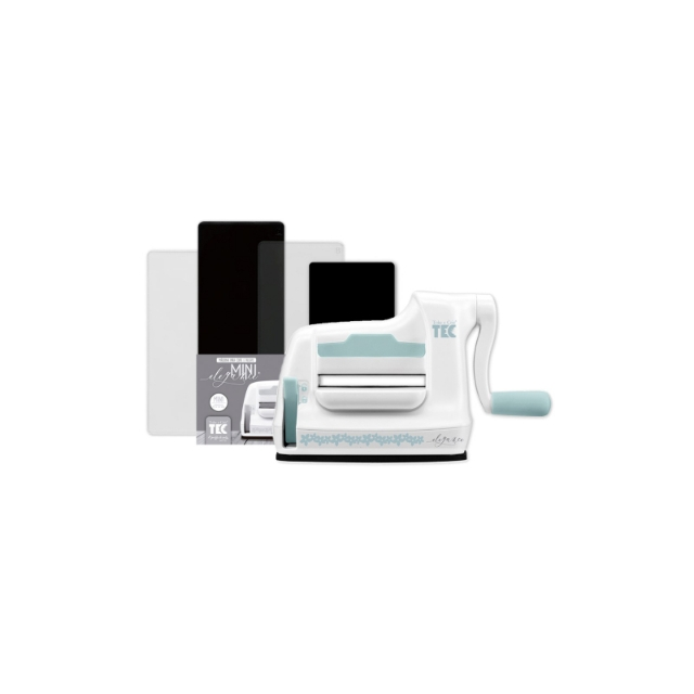Máquina para Corte e Relevo Elegance Mini TEC