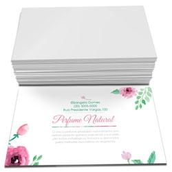 Cartão de Visitas - 250 unid
