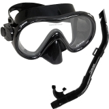 Kit FunDrive  Máscara Fox + Snorkel SK-09 63b4425720