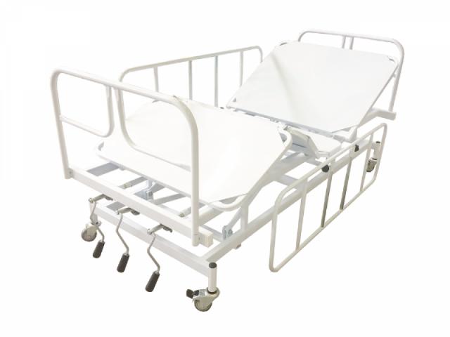 ACM-02 CAMA FAWLER HOSPITALAR 3 MOVIMENTOS MANUAL