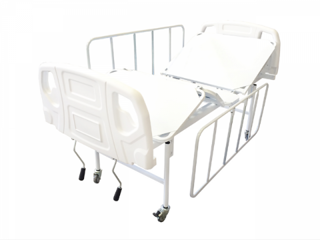 ACM-01 CAMA FAWLER HOSPITALAR 2 MOVIMENTOS MANUAL SEMI LUXO