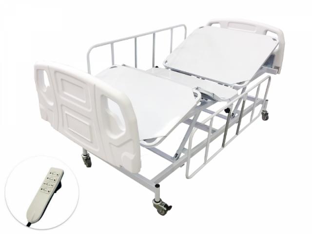 ACM-16 CAMA FAWLER HOSPITALAR 3 MOVIMENTOS AUTOMATIZADA SEMI LUXO