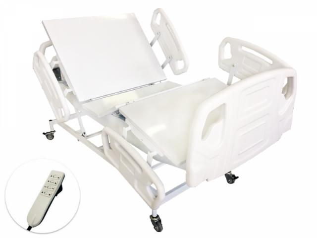 ACM-10 CAMA FAWLER HOSPITALAR 3 MOVIMENTOS AUTOMATIZADA EXTRA LUXO
