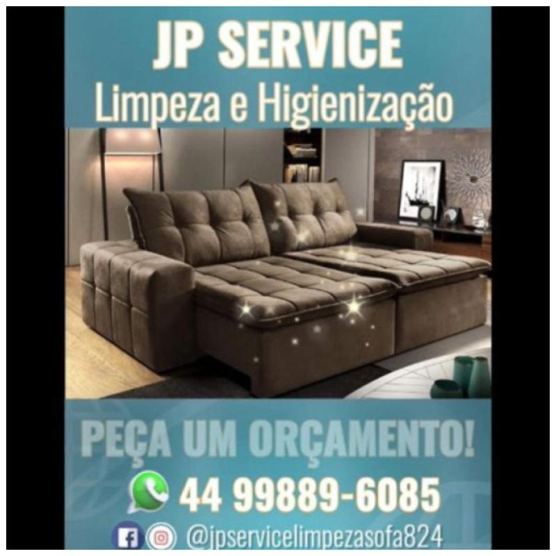 Baratinho,Lavagem de sofá e cadeira a seco em Maringá