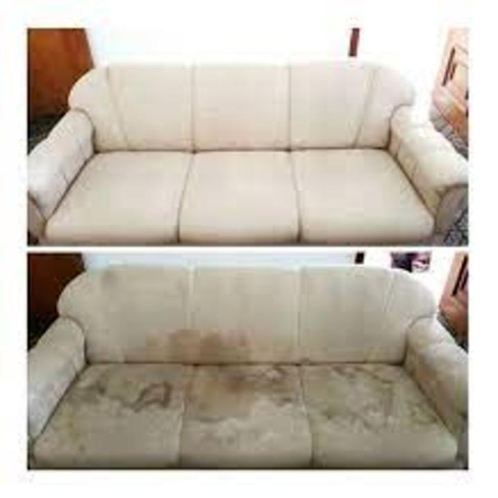 Lavagem de sofá estofados veludo