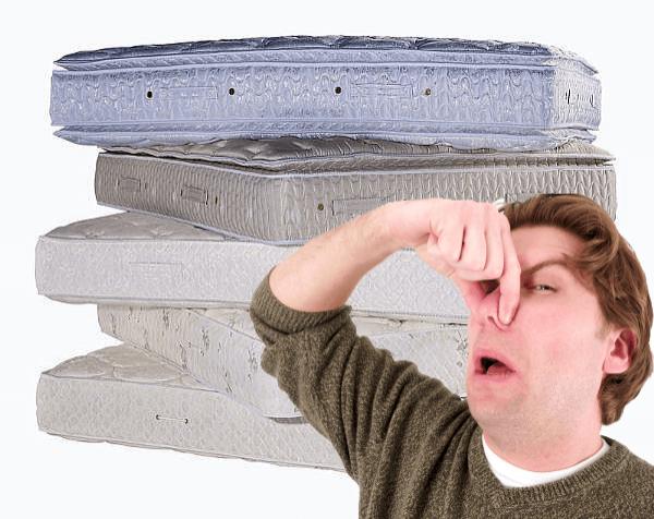 Agende Lavagem de colchão a seco