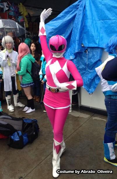 Fantasia Ranger Rosa