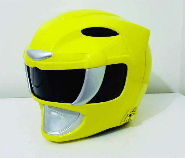 Power Ranger - Amarelo