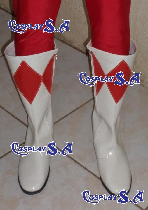 Power Rangers botas - 1ª temporada