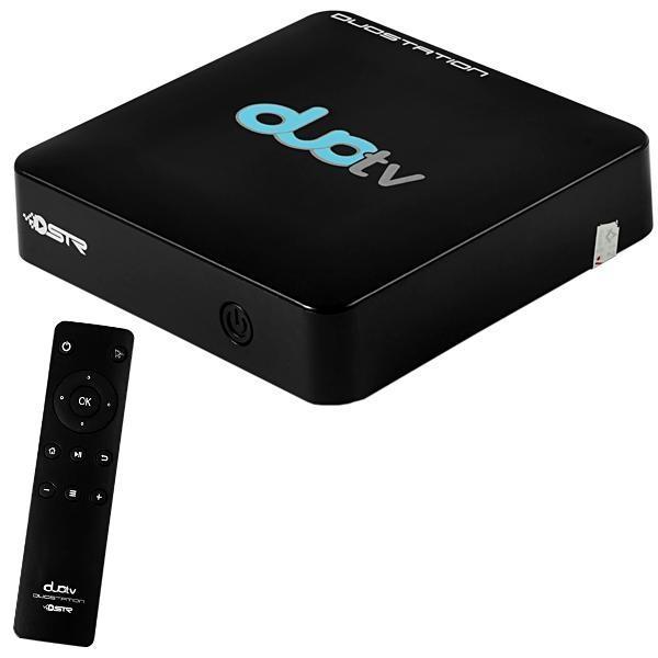 Receptor Duostation Duo TV Ultra HD 4K - Frete Grá