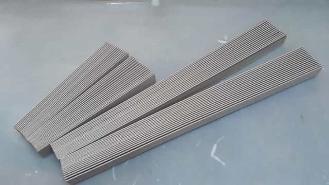 Papelão Original p/ fole 31mm de altura 16 dobras (Kit para 5 fole) Código 712/5