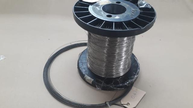 Arame Inox Aço Mola em metro 0,40mm