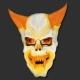 Máscara Diabo Ariano