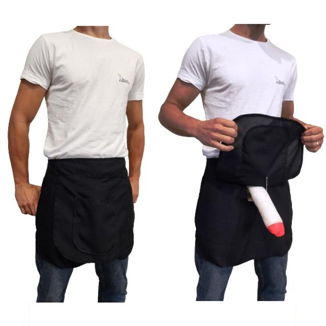 Avental Sacanagem Cintura