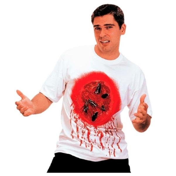 Camiseta c/ Baratas