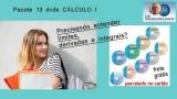 PACOTE  13 dvds Cálculo I (com 24% desconto)incluído envio Tabelas Cálculo