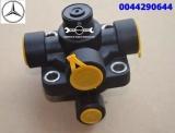 VALVULA RELÊ - ROSCAS M16 X M22(03) PLASTICA 0044290644