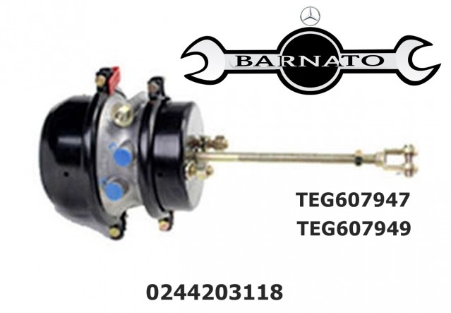 CUICA SPING BRAKE  24X30 F-120H-404 FORQ 1/2 M16,5 0244203118