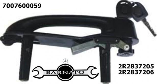 MAÇANETA ESQ EXT DA PORTA CONTELATION 31310 7007600059