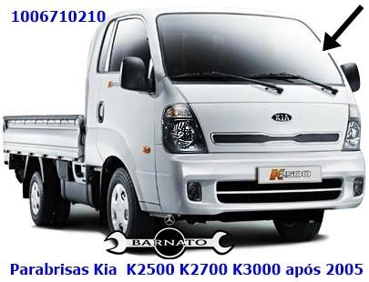 PARABRISA KIA K2500/K2700/K3000 PB  05/ VFA COLADO 1006710210