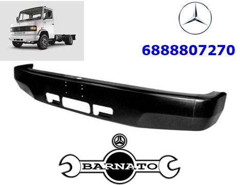 PARACHOQUE DIANTEIRO MBB 710 CHAPA 6888807270
