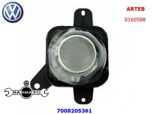 FAROL MILHA GOL/SAVEIRO 99/05 L/D  7008205361