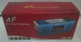 AF MINI DIGITAL SPEAKER