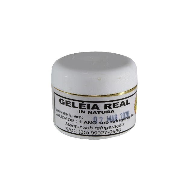 GELEIA REAL IN NATURAL SUPER ALIMENTO