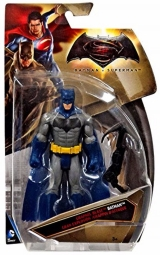 Boneco Batman Filme Batman vs Superman 15cm Dnb92 - Mattel