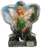 Boneca Fada Encantada Verde Fênix