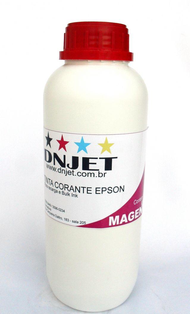 Tinta Corante DN JET Epson Magenta Light Litro