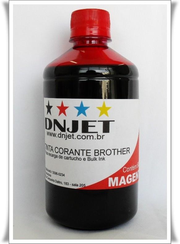 Tinta Corante Brother 500ML