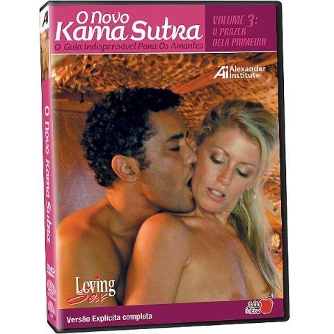 DVD - O Novo Kama Sutra - O Guia Indispensável Para Os Amantes Vol.3