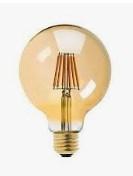 BULBO LED FILAMENTO 6W - G95