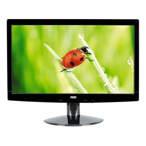 MONITOR LED  15.6 LCD PRETO  AOC