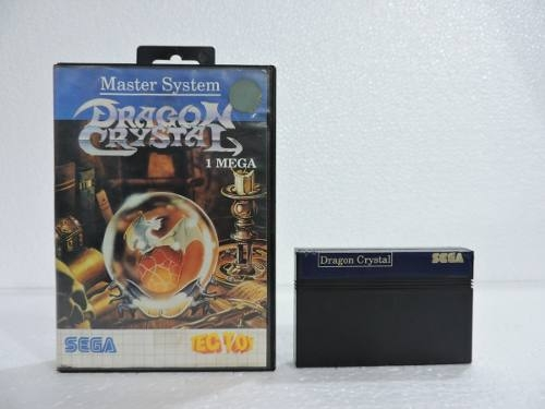 Dragon Crystal P/ Master System