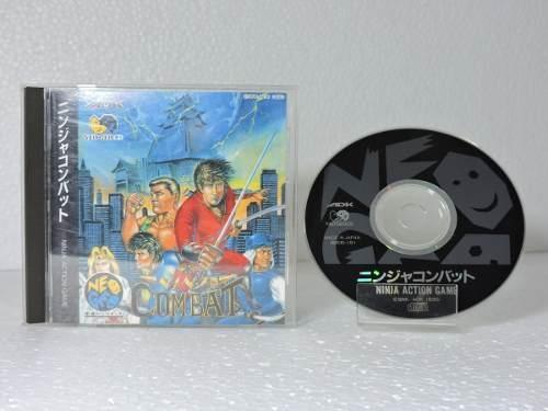 Ninja Combat P/ Neo Geo Cd
