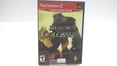 Shadow Of The Colossus P/ Ps2 Playstation 2