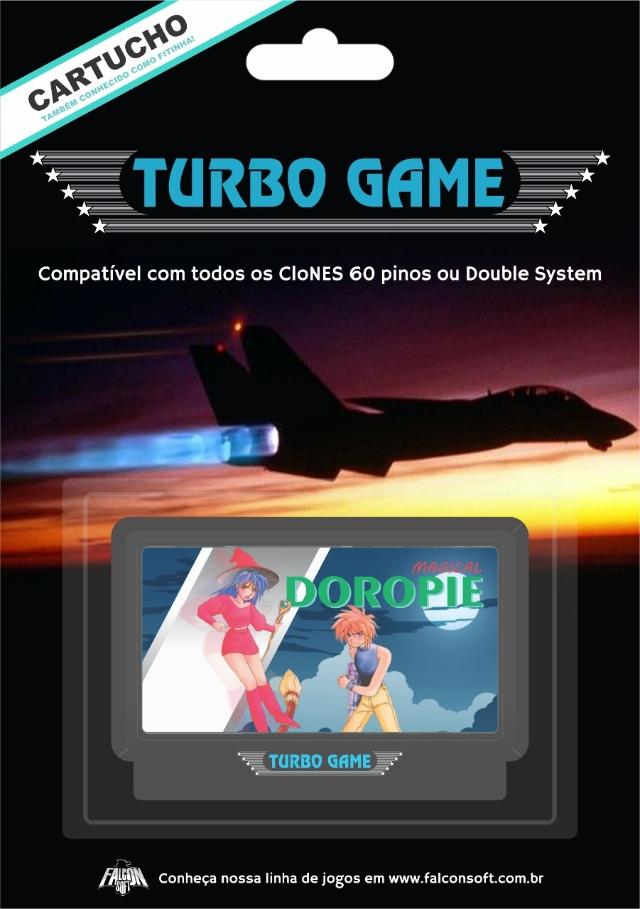 Magical Doropie Lançamento Turbo Game