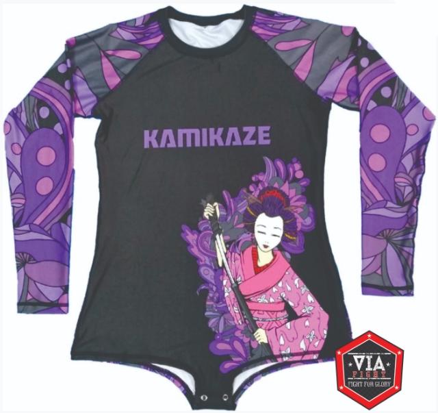 Body Gueixa kamikaze