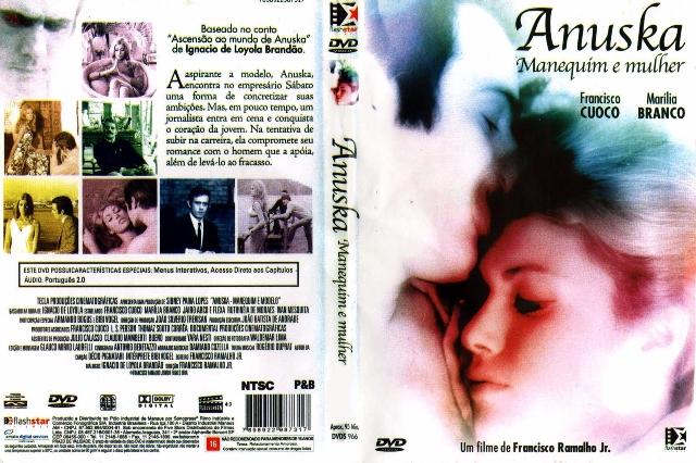 Resultado de imagem para Anuska, Manequim e Mulher (1968)