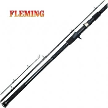 Vara p/carretilha Fleming CARBONICK CAST 50 lb 2 p