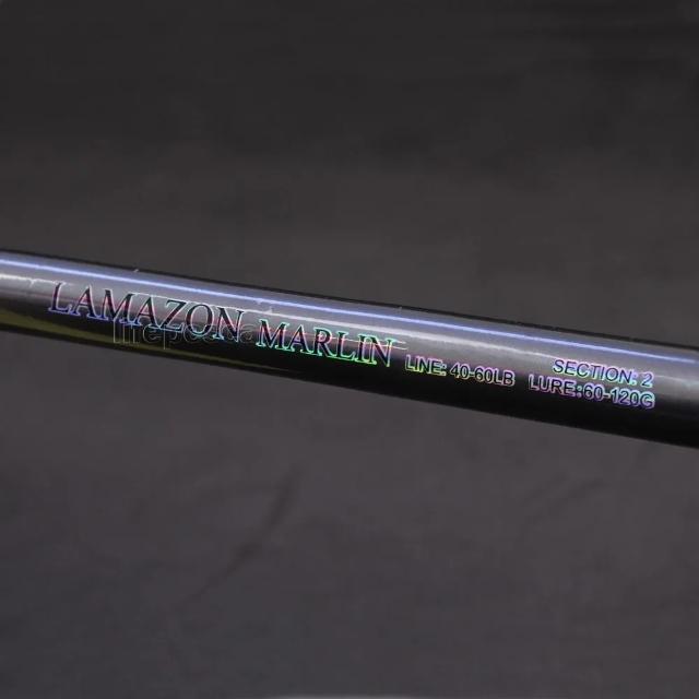 Vara p/carretilha Lamazon Marlin 2,70 m 40-60 lb