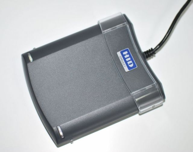 Leitor de Smart Card contactless 5325 USB Prox 125 khz