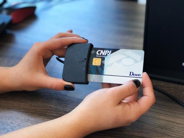 Leitor de Smartcard USB SmartSEC