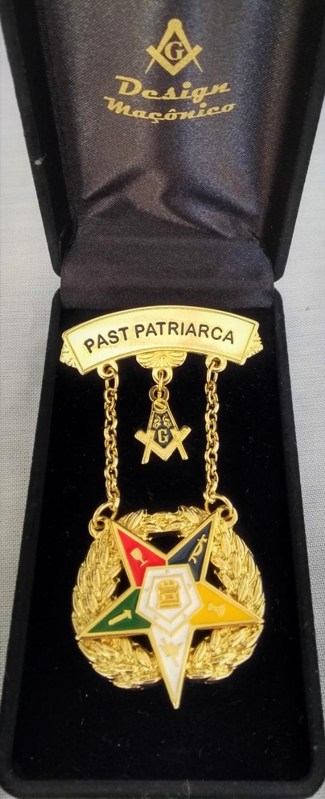 Comenda Past Patriarca